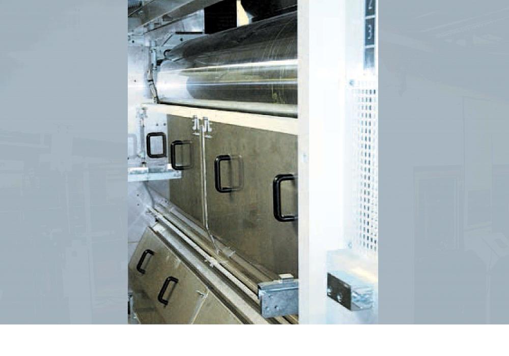 Ovation- mpresora flexográfica